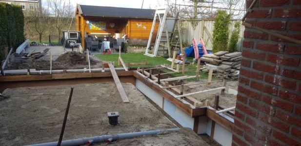 Uitbouw Slaapkamer 01