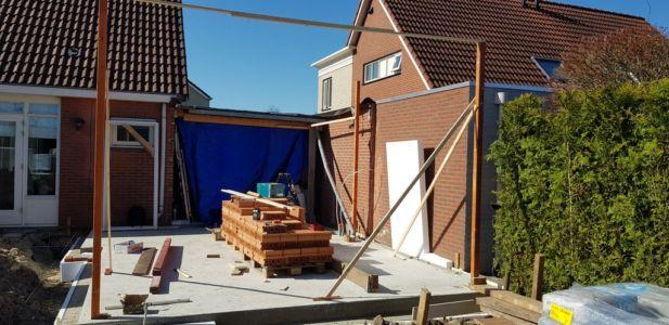 Uitbouw Slaapkamer 04