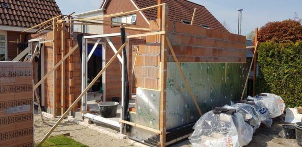Uitbouw Slaapkamer 05