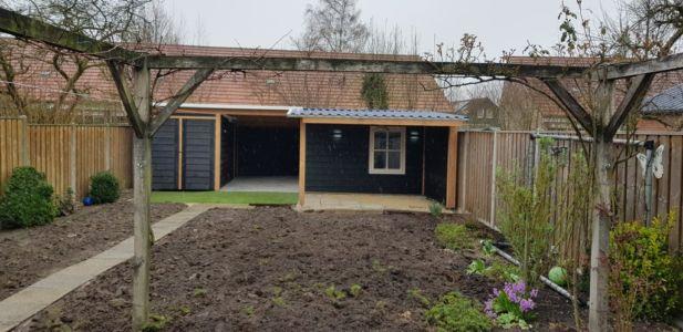 Tuinhuis Werkruimte 11