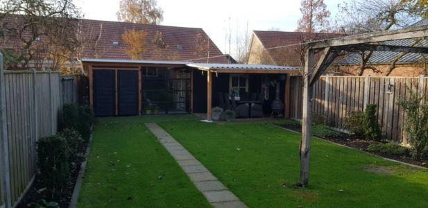 Tuinhuis Werkruimte 13